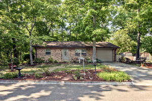 All Brick One Level Home with Level Fenced Yard