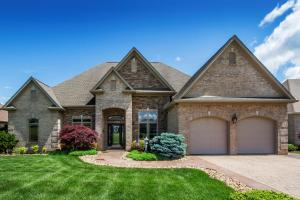 One-Level Living in this Custom, Weaver-Built Golf Front Home!