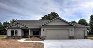 Brand new construction home. One level living at it's best with a three car garage!!!