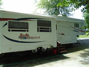 2005 Sedona by Gulf Stream