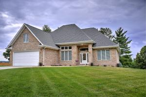 Welcome to 300 Coweta Court. Main level living at it's best with an additional fourth bedroom or bonus room (or whatever you wish) above garage.