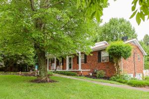 Charming Brick Coloniel with basement walk out