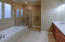 Master Bath with Walk-in Separate Shower