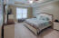 Master Suite on Main with Trey Ceiling