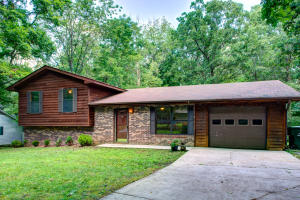 This gorgeous home is located in one of the best neighborhoods in Sevierville/Pigeon Forge. It is convenient to Veterans Blvd. for an easy drive to both Sevierville and Gatlinburg. With mature landscaping, new stainless appliances, open floor plan, screened porch, spacious backyard, level lot, split bedroom plan, spacious closets, and much more, this home will exceed all your expectations! Call today to schedule a private viewing of this amazing home! Sq ft via tax records. Buyer to verify sq ft and all other information.