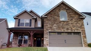 CRAFTSMAN STYLE EXTERIOR-Photo similar finished home