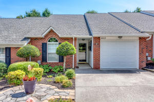 Welcome Home! Move-in ready RANCH with fresh neutral paint and wood flooring throughout!