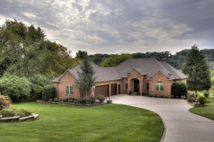 Estate Style Golf Front Home north end of Tellico Village