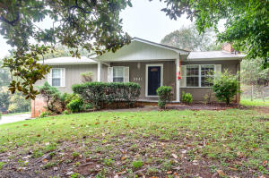 Welcome home! Situated on a large lot with lots of privacy in the back!
