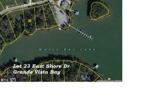 E Shore Drive, Rockwood, TN 37854