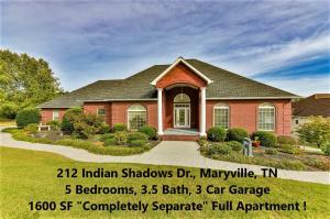 212 Indian Shadows Drive, Maryville, TN 37801