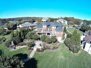 CUSTOM MAIN CHANNEL LAKEFRONT HOME
