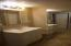 large Master bathroom, with 2 closets