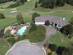 Golf Front Resort Living on 1.25 Acres