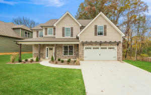 9431 Gladiator Lane, Lot 5, Knoxville, TN 37922