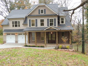 Front View -- Rare, New Construction in Westwood - One of Bearden's Premier Neighborhoods