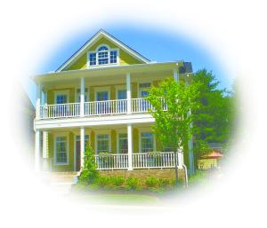 Arlington with double front porches