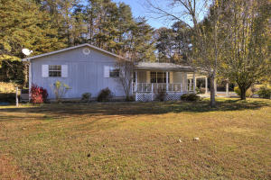 Sitting on approx 2 acres is this lovely 3 bdrm home