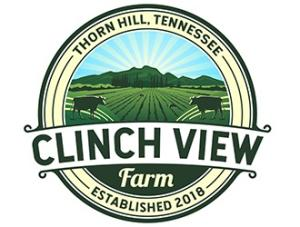 Clinch View Farm Logo