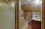 LARGE BATH 3 WITH SHOWER SERVING BEDROOM 3 & 4