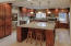NUMEROUS CABINETS & COUNTER SPACE