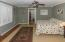 MASTER SUITE ON MAIN WITH WALK-IN CLOSET