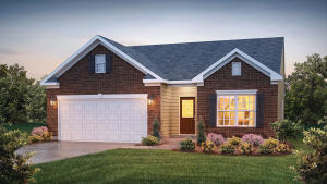 *Under Construction* This home is an incredible value with all the benefits of new construction & a 10 yr. structural Home Warranty! Model Home Open 7 days a week - Mon-Sat, 10:00am-6:00pm & Sunday, 1:00pm-6:00pm. When using builder's preferred lender & title company, buyer will receive a portion of closing costs paid & a Move-In Package consisting of side-by-side refrigerator, 2'' window blinds, & garage door opener w/ purchase of this home. Taxes listed are an estimate.