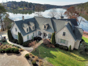 Exquisite Home on a Private Pointe with lake on 3 sides