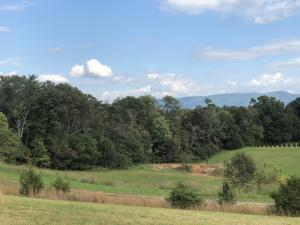 6.59 acres with great mountain views