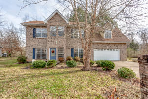 Beautiful 2 story home located in Oak Ridge on 0.5 acre lot near the Oak Ridge Country Club, walking trails, and more. This home is a must see!