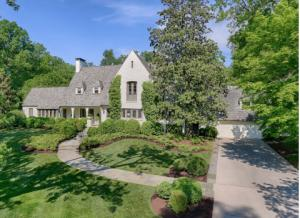Set on an arboretum-like acre in the heart of Sequoyah Hills, a spectacular home you may never want to leave.