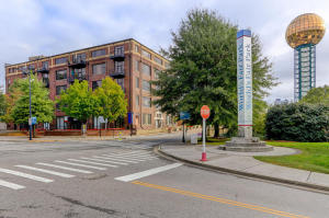 Historic Candy Factory Loft --located in the Heart of Downtown Knoxville!