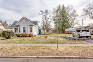 great curb appeal and 2 lots