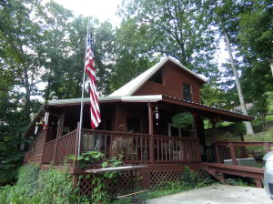 Come make this country lakeview & lake access cabin your very own