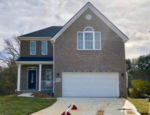 2 story on finished walk0out basement. All brick/cul-de-sac