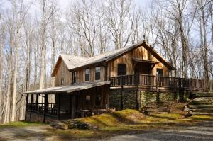 Stunning cabin has had a facelift!