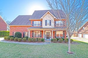 Welcome Home! This family sized home has plenty of room with three floors and a huge bonus room