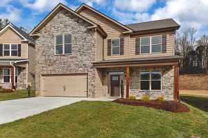 Craftsman style exteriors with Stone and Shake