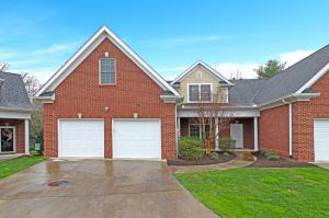 Brick One and One/Half Story with Master Bedroom on main level