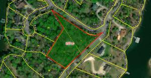 Lot 26 &27 Delaware Point, Kingston, TN 37763