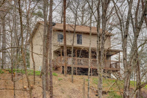 Great home, with lots of privacy.  This home is completely updated and move-in ready.  With almost 2.5 acres, there's plenty of places for kids and pets, to play and explore.  Convenient location, and 15 minutes from Dollywood.