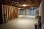 Garage & Unfinished Basement 209 River Ford