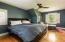 Maseter Bedroom (2nd floor)