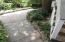 Rear Walkway to Garden