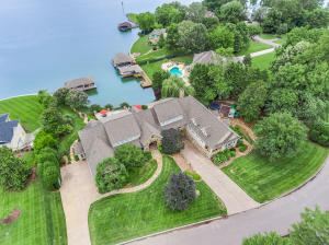 119 Blue Heron Drive Aerial Photo