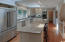 Spacious, gourmet Kitchen - so much cabinet & counter space