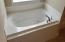 Whirlpool / Jacuzzi Tub in Master Bathroom