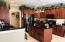 Deluxe Kitchen w/ New BLACK Stainless Refrigerator, custom cabinest, granite and more!