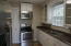 Beautiful kitchen - stainless appliances convey