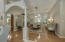 foyer looking thru living room